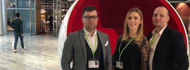 Lech Fabrics on Stockholm Furniture & Light 2019!